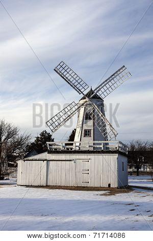 Kansas Friesen Mill In Hillsboro