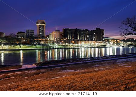 Wichita, Kansas - Downtown