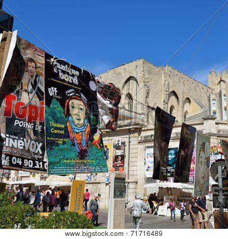 Posters, Avignon Theater Festival