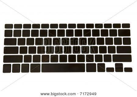 Empty Computer Keys From Keyboard