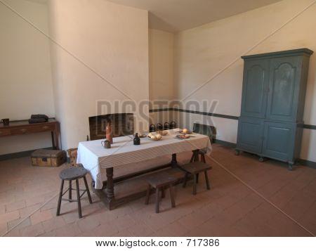 Mount Vernon Room Interior