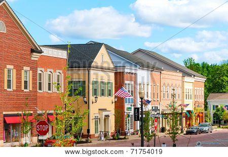 Hudson Retail District