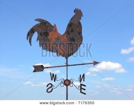 Rusty Weathercock