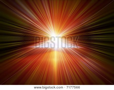 Explosion Of Light, Blast