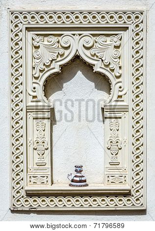 Arabic Decoration Offering In Tunisia