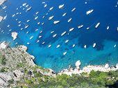 Summer Day In Capri Island