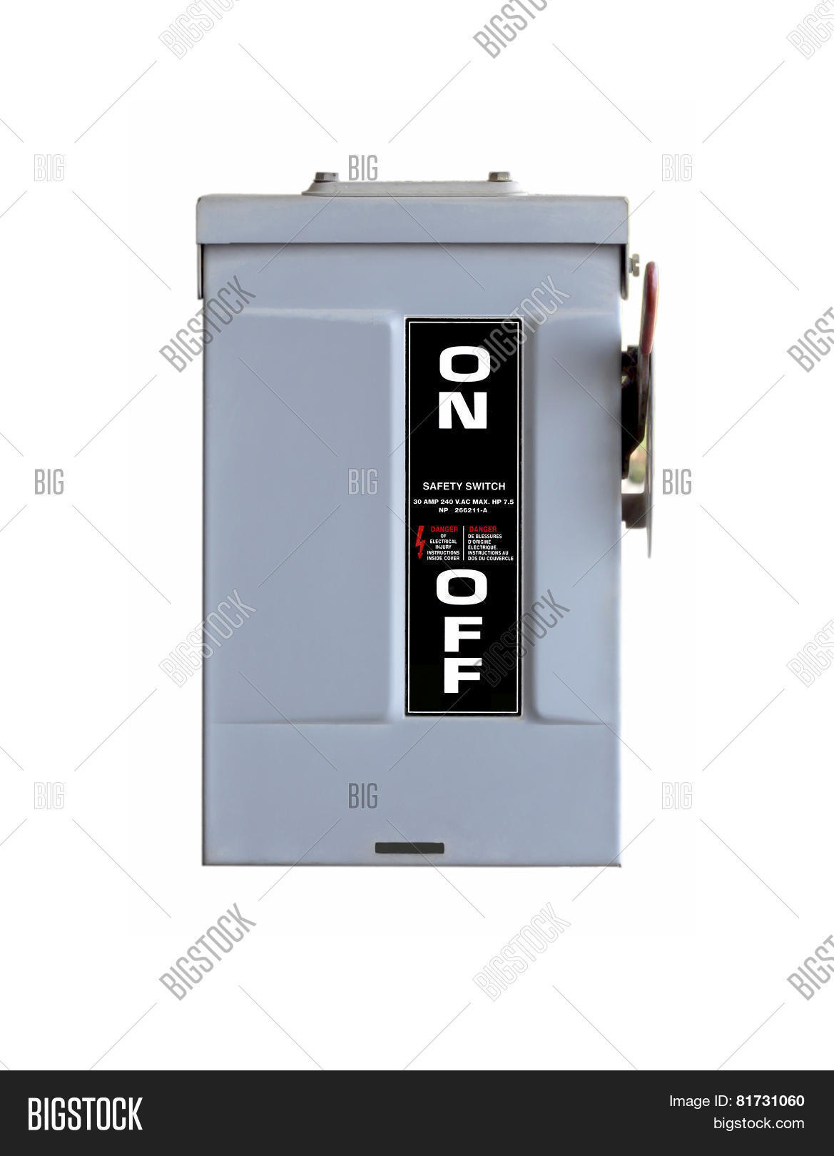 Electrical Safety Image Photo Free Trial Bigstock