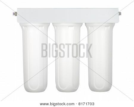 Tripple Water Cleaning Filter