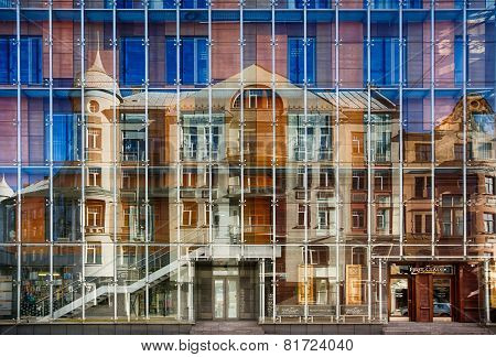 Building In Reflection