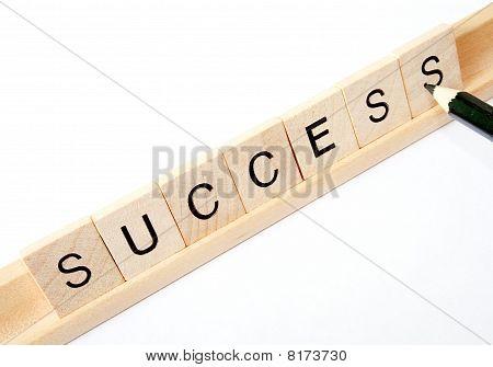 Writing Success Story