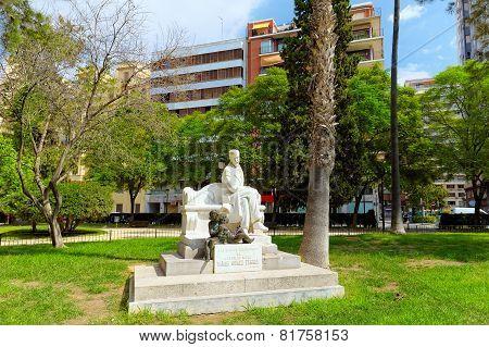 Beauty Valencia, Spain.
