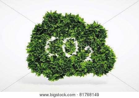 Eco Co2 Symbol