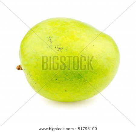 Whole Mango, Young, Un-ripened
