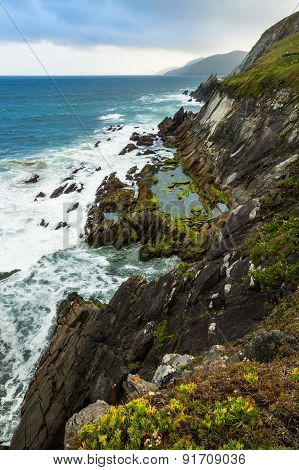 Slea Head In Dingle Peninsula