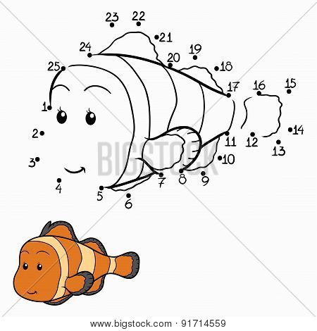 Numbers Game (clown Fish)