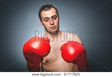 Knockout - Funny Boxer