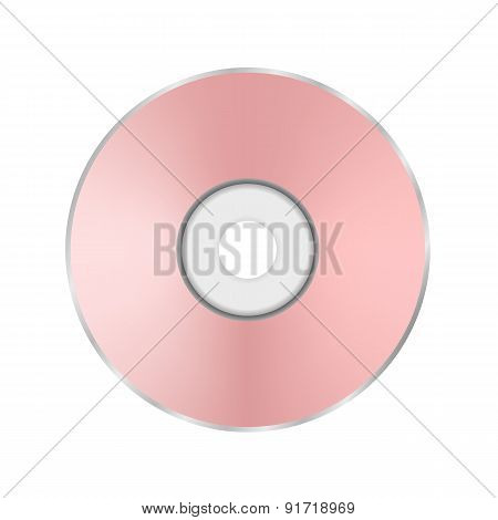 Pink Compact Disc