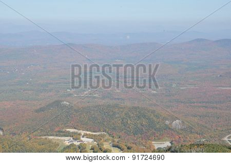 Fall Foliage in New Hampshire
