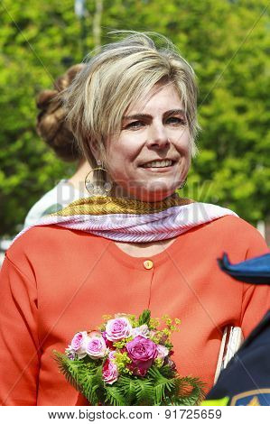 Princess Laurentien