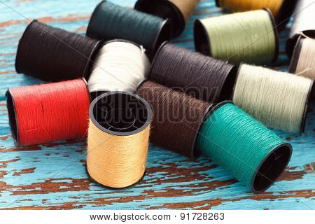 Colorful Thread Needlework Embroidery Tailor Craft Repair
