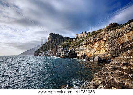 Portovenere Cliffs