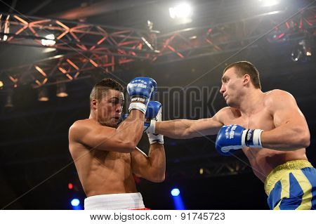 World Series Of Boxing: Ukraine Otamans Vs British Lionhearts