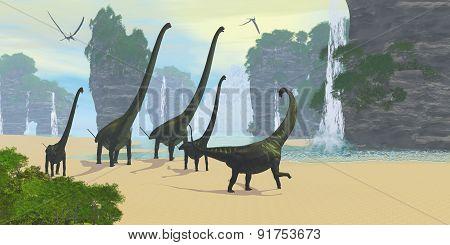 Dinosaur Seashore