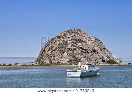 Morro Rock View
