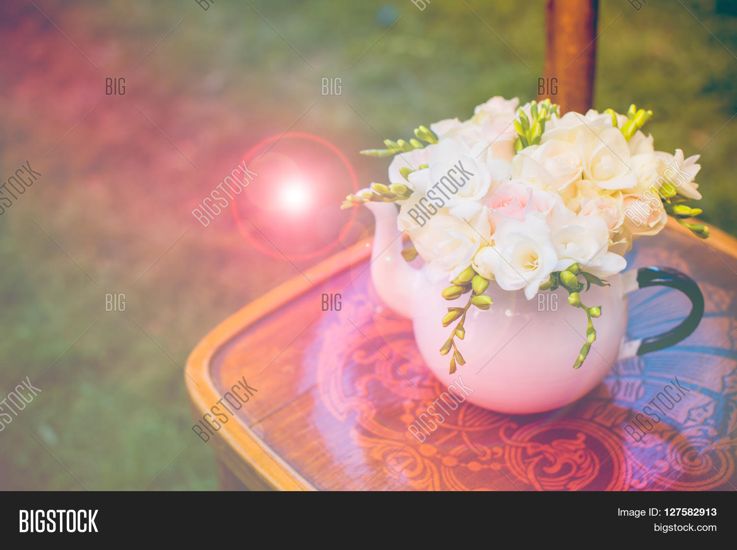 Summer Wedding Party Image & Photo (Free Trial) | Bigstock