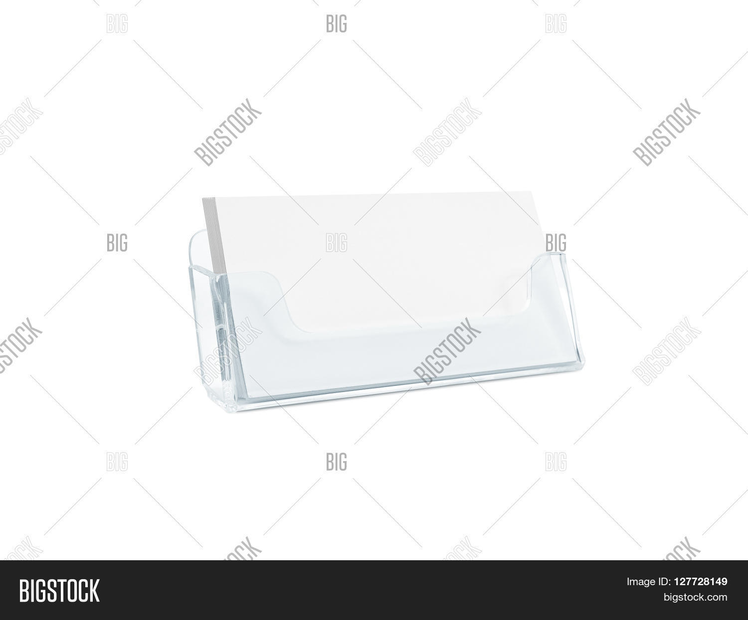White Business Card Image & Photo (Free Trial) | Bigstock