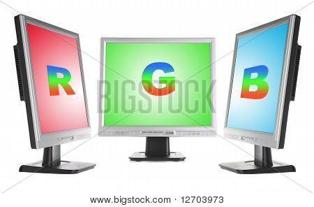 Monitors - Rgb Color