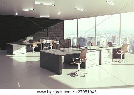 Grey Office Side