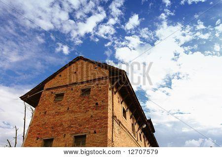 traditional urban scene at Bhaktapur city