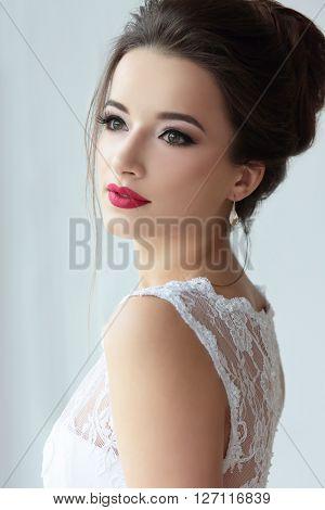 Portrait Of The Bride.