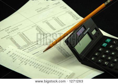 Balancing Bank Statement  3