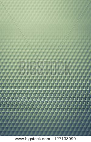 Seamless Abstract Background. Greenish rhombuses and triangles.