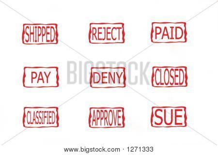Stamp Pads
