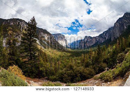 El Capitan in Yosemite National Park California ** Note: Soft Focus at 100%, best at smaller sizes