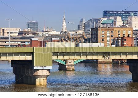 Cannon Street Bridge