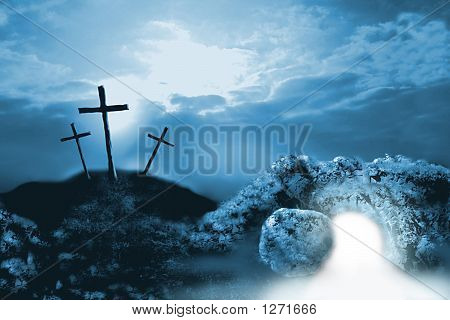 Crucifixion And Resurrection