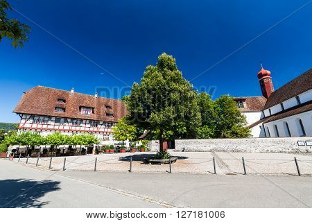 Exterior Views Of  The Cloister Of Wettingen