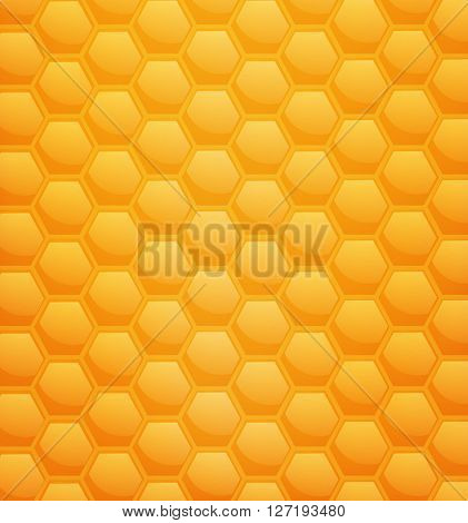 background with honeycombs