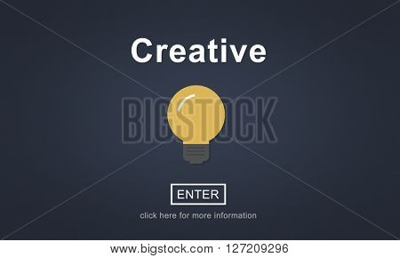 Creative Ideas Design Imagination Invention Concept