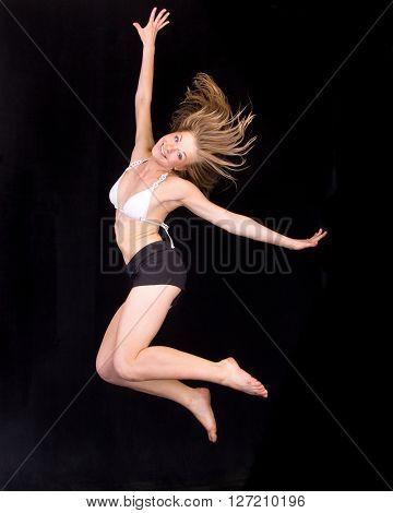 Dancing Fitness Elegance