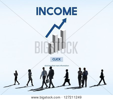 Income Assets Banking Economy Financial Money Concept