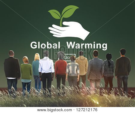 Global Warming Pollution Ecology Climate Concept