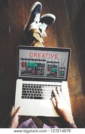 Creative Create Ideas Strategy Inspiration Concept