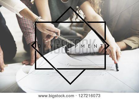 Development Improvement Solution Success Concept