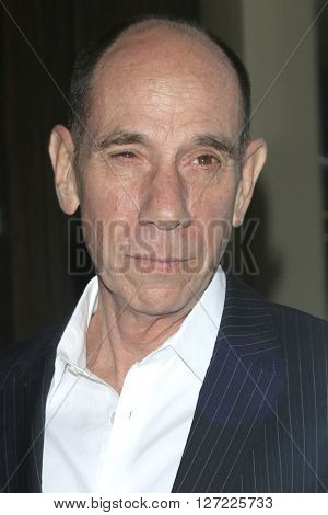 LAS VEGAS - APR 20:  Miguel Ferrer at the Extraordinary Families Gala at the Beverly Hilton Hotel on April 20, 2016 in Beverly Hills, CA