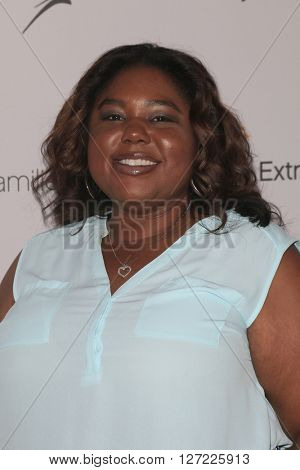 LAS VEGAS - APR 20:  Cherinda Kincherlow at the Extraordinary Families Gala at the Beverly Hilton Hotel on April 20, 2016 in Beverly Hills, CA